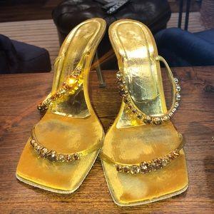 Vintage VICINI Giuseppe Zanotti Sandal